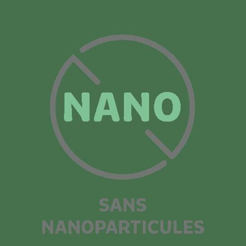 sans nanoparticules