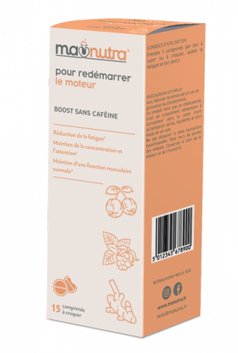 compléments alimentaires Ma Nutra® Booster
